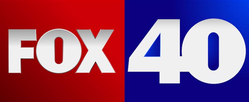 fox40 logo horizontal generic color