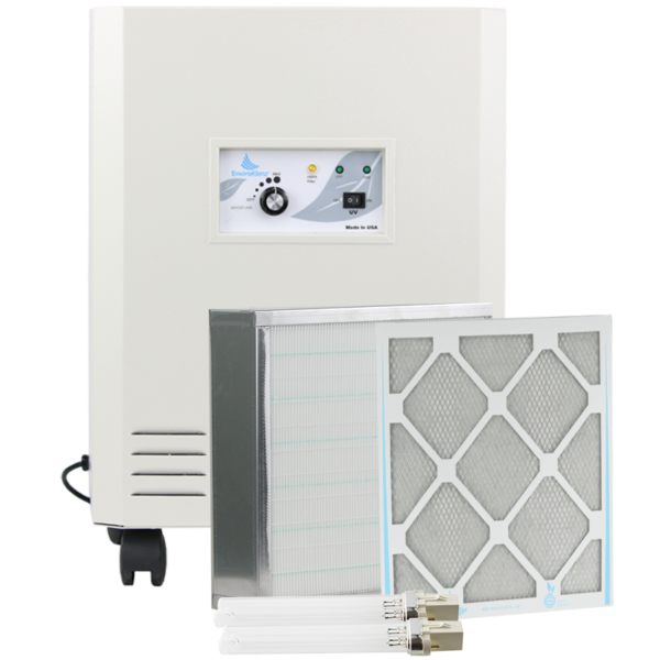 Air Purifiers & Scrubbers for Mold Remediation