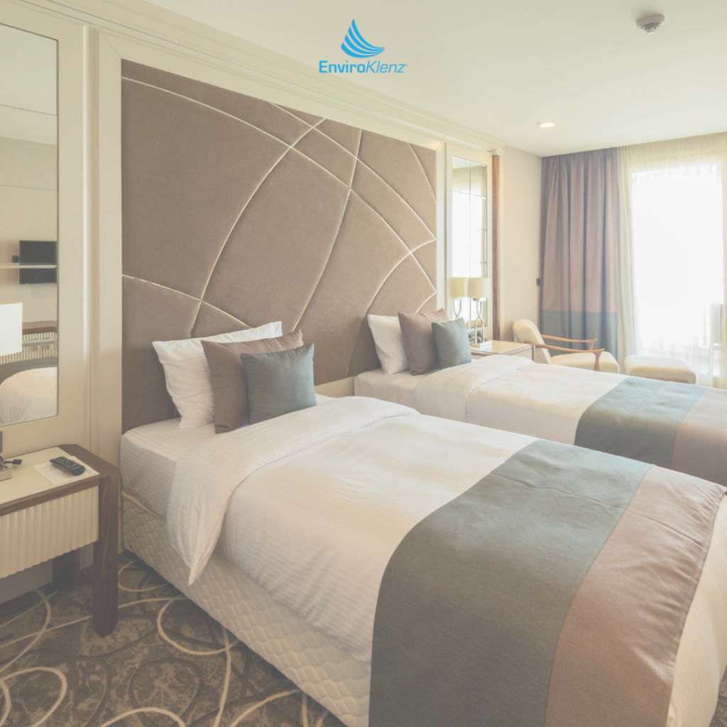 how can hotels improve indoor air quality