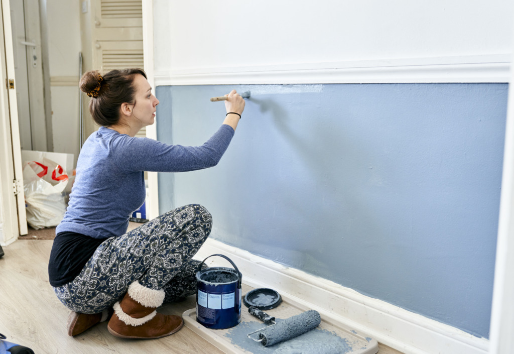 Are Paint Fumes Harmful